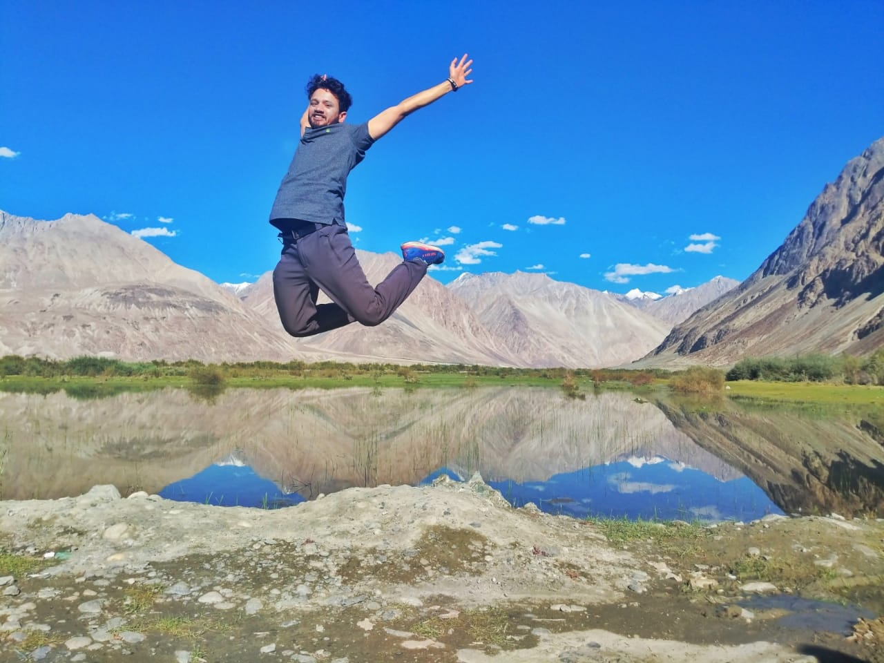 Jaypal Parmar - Solo Traveller